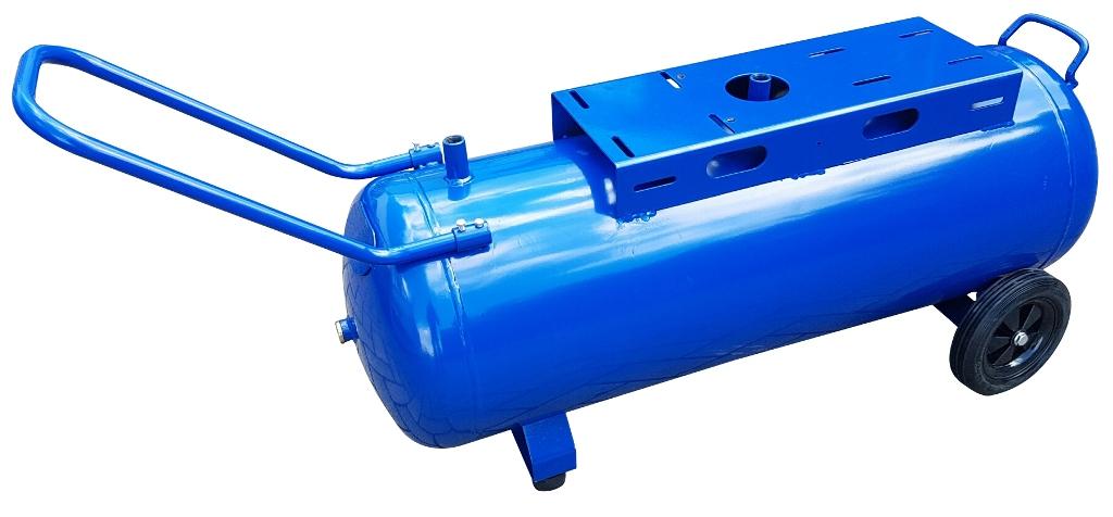 100l liter tank kessel druckluftbeh lter f r kompressor ebay. Black Bedroom Furniture Sets. Home Design Ideas