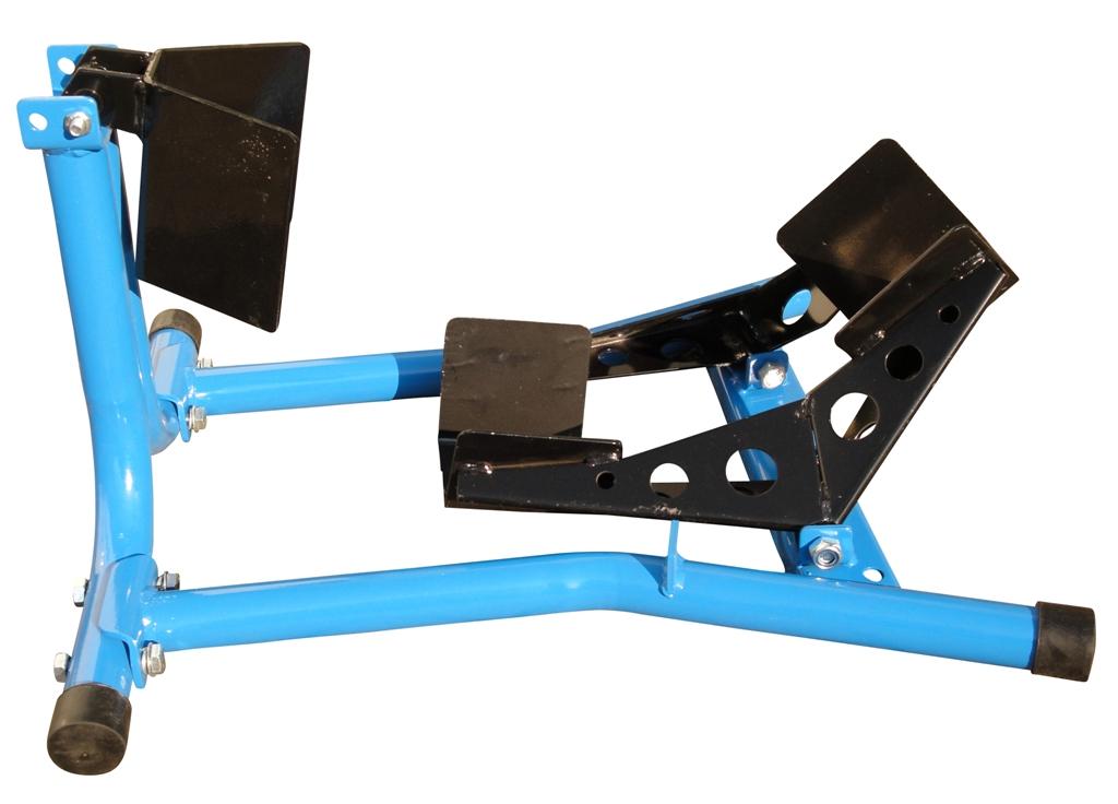 montagest nder radhalter wippe motorradst nder neu ebay. Black Bedroom Furniture Sets. Home Design Ideas